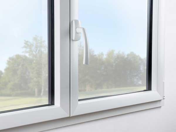 Fenêtre Alu Kline design galbé
