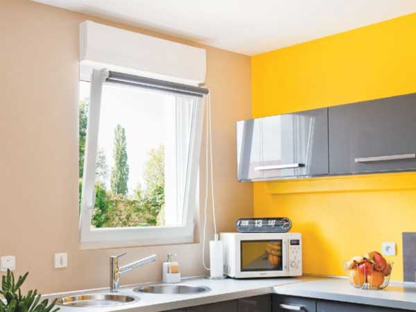 Fenêtre PVC Oscillo-battant