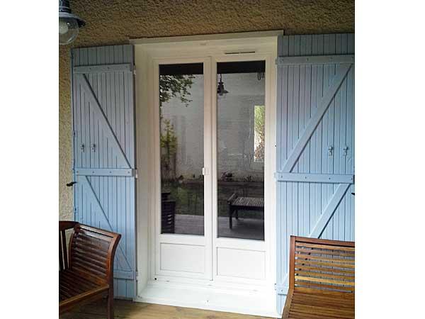 Fenêtre PVC Syel
