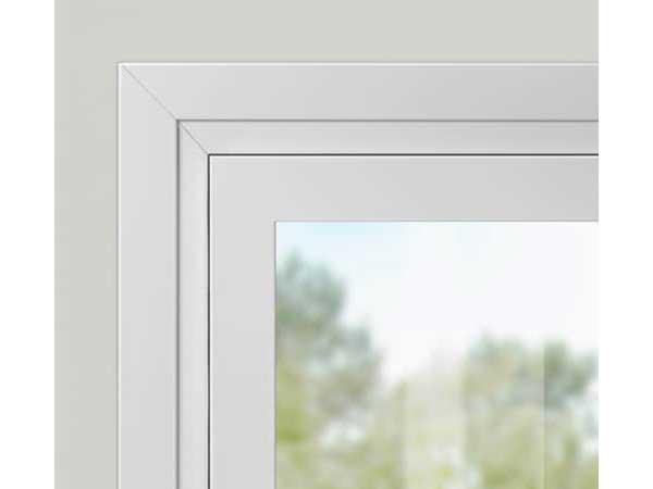 Fenêtre siMple Access - Aile de recouvrement