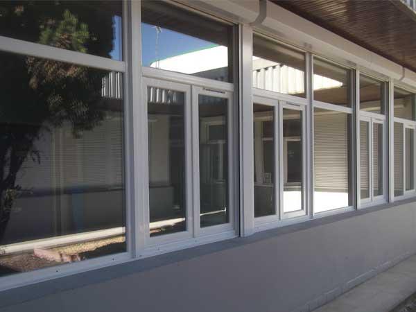 Fenêtres PVC Blanc