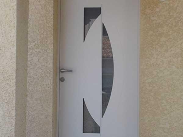 Porte d'entrée CLARINE - KLINE