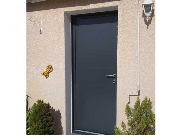 Porte d'entrée CANOPE - KLINE