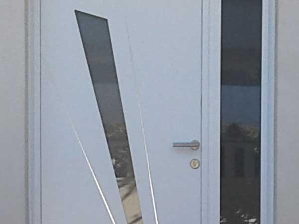 Porte d'entrée FUSEAU -KLINE