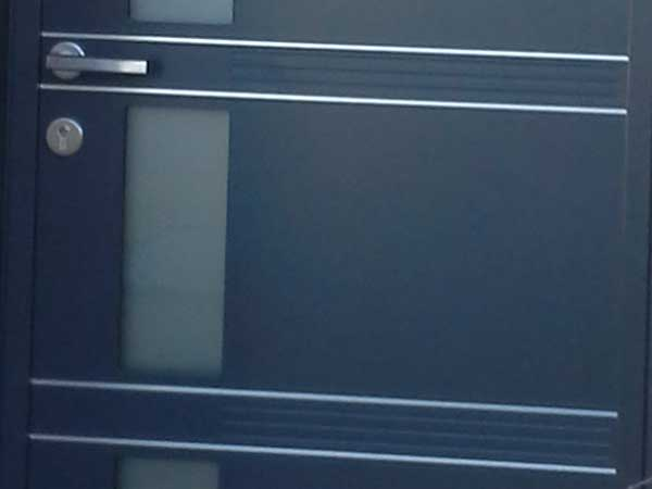 Porte d'entrée QUADRIGE - KLINE