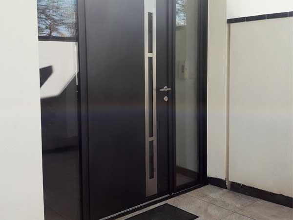 Porte d'entrée EFFIGIE - KLINE