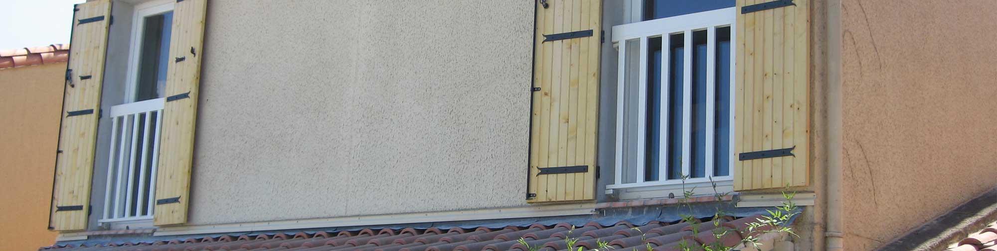 Rénovation fenêtre PVC avec dépose totale