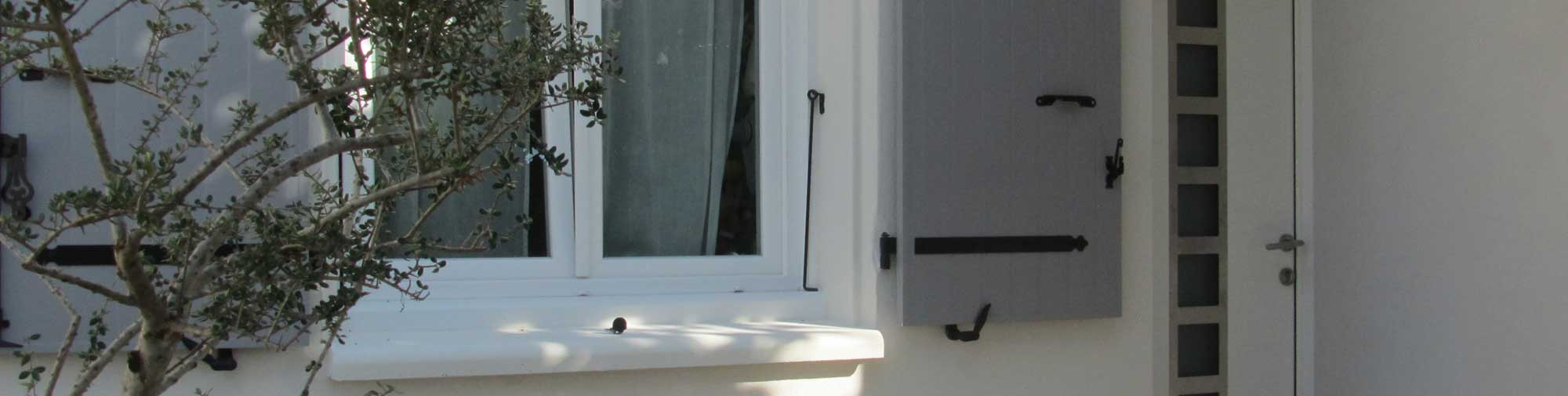 Rénovation fenêtre PVC et Porte d'entrée Aluminium