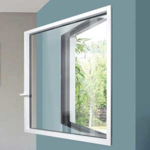 Fenêtre siMple Aluminium & Acier
